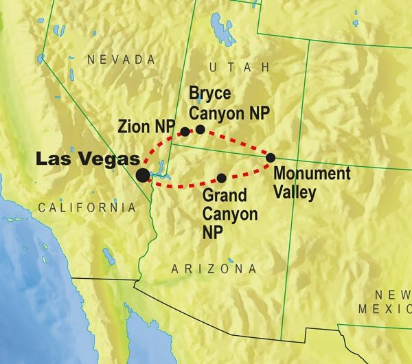 View Tour Price Map Las Vegas To Grand Canyon on yellowstone national park to grand canyon map, chicago to grand canyon map, california to grand canyon map, las vegas to antelope canyon map, las vegas to grand canyon distance, laughlin to grand canyon map, las vegas to grand canyon skywalk,
